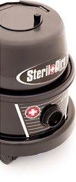 Sterilaire ST-450 Canister Vacuum Cleaner